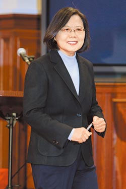 美報告:蔡韓誰當選 中美都為難