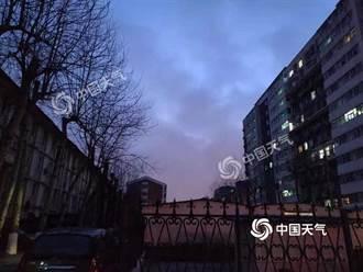 北京今天可望降下今年初雪