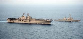 防範伊朗 兩千名美軍陸戰隊前往中東