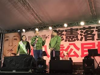 游錫堃:沈一鳴對中共威脅最大 要完成遺願