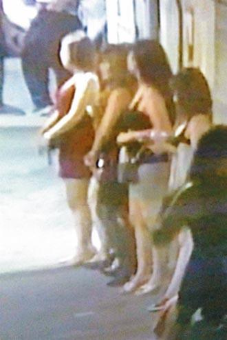 新南向大撒幣 招來八國賣淫軍團