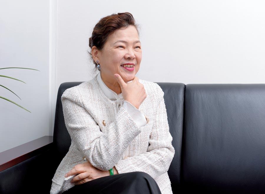 經濟部政務次長王美花。圖/本報資料照片
