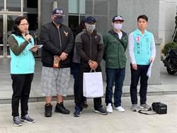 健身房消費糾紛 民眾黨候選人朱哲成率員陳情