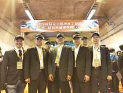 中華電信執行蘇花改B5標機電工程 全力趕工提早半年順利完成通車