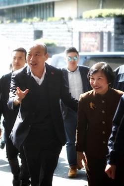 韓國瑜參訪故宮 提南院「文化再造城鎮」構想