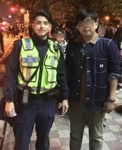 男趕演唱會行李箱放小黃車上 中市警高效率尋獲