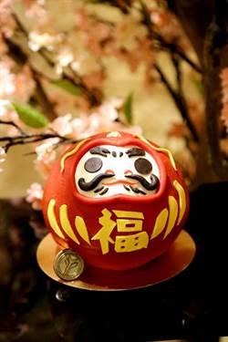 裕元花園酒店推「小福神」創意造型蛋糕搶市