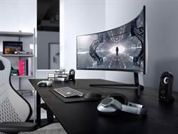 CES/三星推出新Odyssey曲面電競顯示器