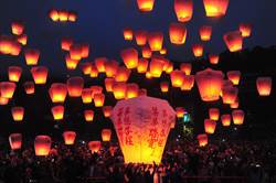 平溪天燈節2月登場 百盞天燈施放活動明起報名