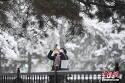 為啥總在故宮閉館前夜下雪?北京氣象部門:純屬巧合
