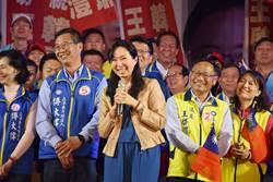 李佳芬:民進黨把人民分藍綠