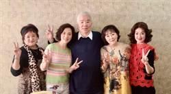 獨/王芷蕾回台投票相聚侯麗芳 群星挺韓國瑜