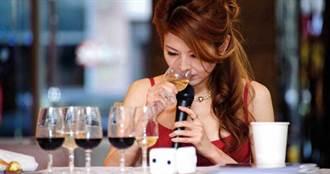 【美女品酒師2】台灣首獲WSET四級文憑 張愷芝靠沙龍照爆紅