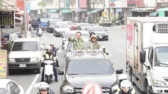 支持統一就是叛國 陳菊說:捍衛言論自由