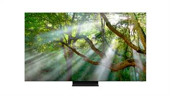 CES/呈現智慧生活 三星發表新QLED 8K電視