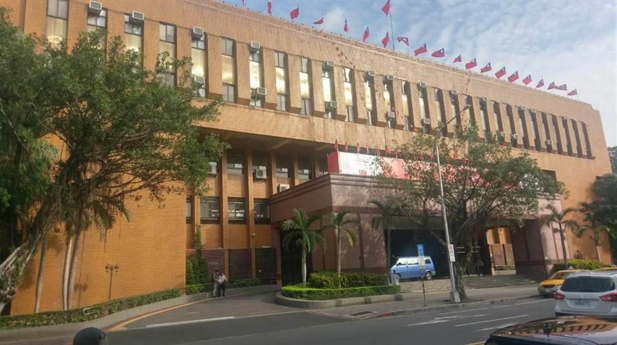 台北地檢署。(陳志賢攝)