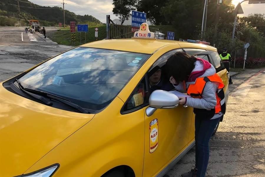 新北計程車春節加成20元,20日開跑。(葉德正攝)