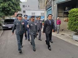 殉職黃聖航家屬提願 國防部長允與總長同祀