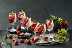 草莓糖葫蘆、青醬九孔鮑!「莓好食光」吃到飽嚐旬味