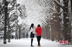 大陸冰雪旅遊達2.24億人次   收入約1.66兆
