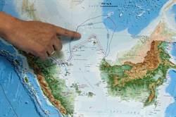 南海納土納海域糾紛升級 印尼派軍艦漁民與陸對峙