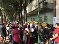 潮州春節市集太吸金 近3000人「搶攤」中獎率僅1成