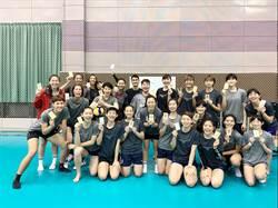 東京奧運排球亞洲區資格賽 打到跳電全場黑