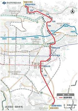 捷運東環段 最快2023年動工
