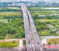 經國大橋改善計畫 竹縣長爭取650萬進行評估