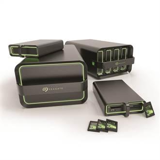 CES/希捷推出 Lyve Drive 模組化儲存解決方案