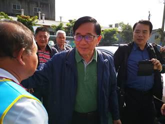 陳水扁自許 可當「總統級的國會助理」