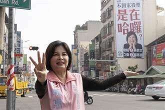 賴惠員掛看板呼籲年輕人投票 郭國文推新CF催票