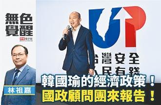 林祖嘉:韓國瑜的經濟政策!國政顧問團來報告!