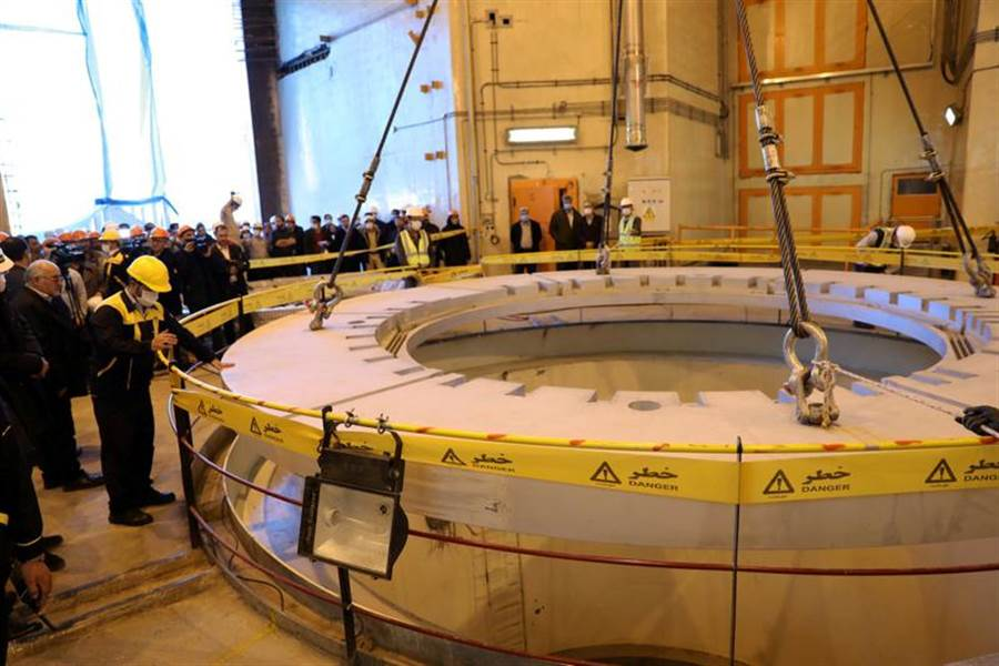 伊朗放棄限制濃縮鈾。(來源:路透社)
