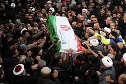 將領喪禮踩踏意外 死亡增至56人 伊朗要美國血債血還