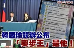 《翻爆午間精選》韓國瑜競辦公布「奧步王」是他!