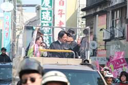 賴清德台南車隊掃街 回韓遭抹紅:言行讓民眾有這種感覺