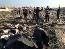 影》燒焦殘骸滿地!烏客機墜毀事故現場曝光