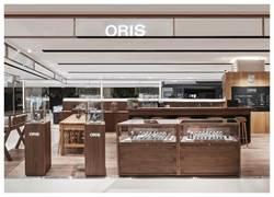ORIS挺環保 慶A13新店開幕 貝加爾湖限量表全球首站曝光