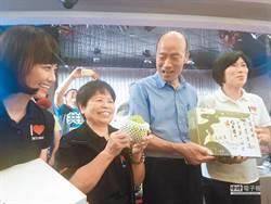 陳樹菊挺韓被罵「智力不足」 韓國瑜回應太猛了