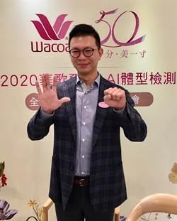 台灣華歌爾首度導入3D AI體型檢測力拚全年上萬體驗人次