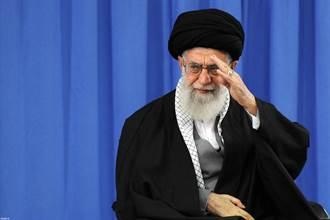 得意!襲擊美基地 伊朗最高領袖:賞美一巴掌