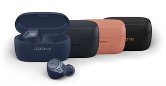 CES/Jabra發表Elite Active 75t與Elite 45h耳機新品