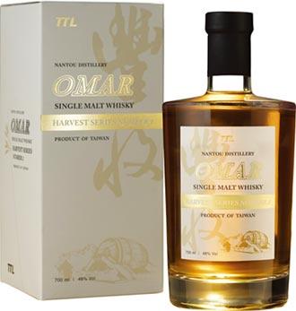 OMAR威士忌 推年度限量款