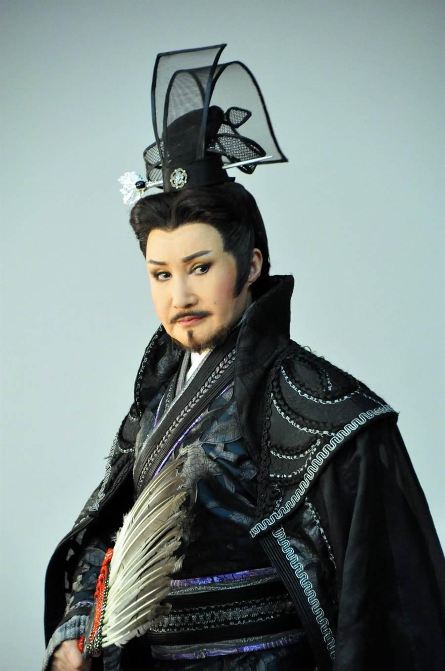 出身於歌仔戲世家的陳鳳桂,有「百變精靈」的稱號。(文化部提供/王寶兒台北傳真)