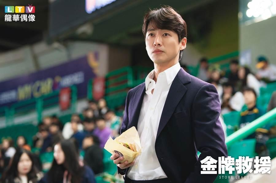 南宮珉主演的《金牌救援》成為網友大推2020韓劇。(圖/龍華電視提供)