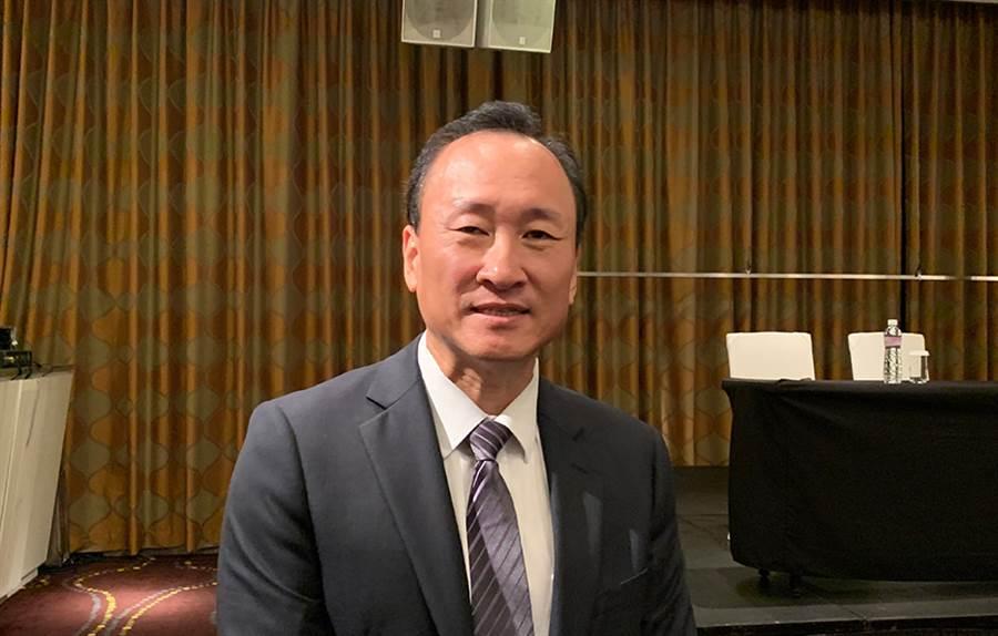 興富發建設董事長鄭志隆。