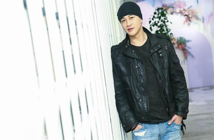 何潤東宣布將再籌拍新戲。(羅永銘攝)