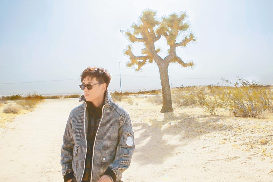 周興哲推出新專輯《小時候的我們》。(星空飛騰提供)