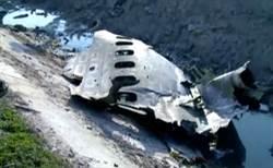 機身機翼有彈孔 飛航專家:烏航最可能遭擊落